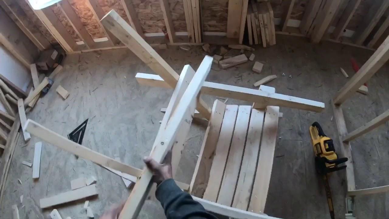 Costruire Sdraio In Legno.Costruire Una Sedia A Sdraio 15 Minuti Videoperatore
