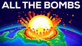Τι θα συνέβαινε εάν όλες οι πυρηνικές βόμβες πυροδοτούνταν ταυτόχρονα;