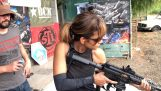 "Halle Berry is training for the film ""John Wick"""