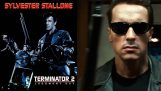 "If Sylvester Stallone starred in ""Terminator 2"""