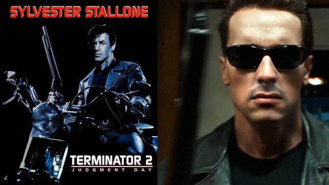 إذا لعب دور البطولة سيلفستر ستالون في المنهي 2 Videoman