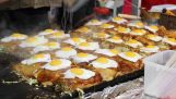 Street Food i Japan: Okonomiyaki