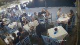 Leder værtshus sparer turister fra at drukne (Crete)