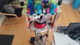 Αυτοσχέδιος εκτυπωτής με χάντρες