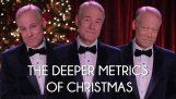 Ο μιμητής φωνών Jim Meskimen αλλάζει πρόσωπα για ένα Χριστουγεννιάτικο ποίημα