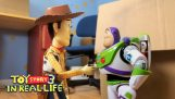 "The movie ""Toy Story 3"" in stop motion with real toys"
