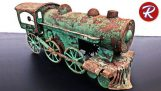 Restoring a toy from 1920
