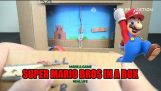 How to Make Super Mario Bros Game Using Cardboard ✅ Real Life Super Mario Bros | #Amazing DIY