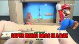 How to Make Super Mario Bros Game Using Cardboard ✅ Real Life Super Mario Bros | #Amazing DIY