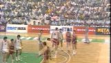 Eurobasket extremidade 1987 (última Greece-URSS)