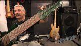 "Christopher Cardone's WTF24 ""Godzilla"" Bass"