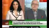 Rodney Shakespeare: Kreikan velkaantumisaste huijaus