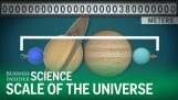 Měřítko vesmíru