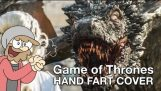Game Of Thrones Hand Fart Cover!