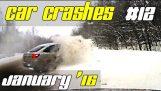 Auto stürzt Compilation Januar 2016