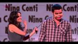 Nina Conti – Best Ventriloquist Act Ever! Comedy 2012 – Pure Genius