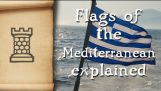 Flags of The Mediterranean Explained