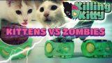 고양이 vs 좀비