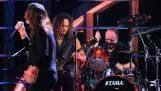 Metallica with Ozzy Osbourne – Iron Man and Paranoid
