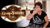 Η Γιαγιά μου Αντιδρά – Game Of Thrones