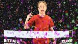 Why Snow and Confetti Ruin YouTube Video Quality