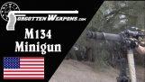 M134 Minigun: Moderní Gatling Gun