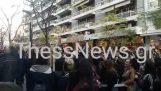 Black friday in Thessaloniki