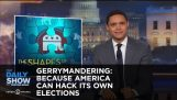 Gerrymandering: Because America Can Hack Its Own Elections: The Daily Show