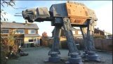 GIANT Star Wars AT-AT Garden Den
