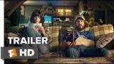 10 Cloverfield Lane Official Trailer #1 (2016)