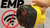 Саморобна гармата електромагнітного імпульсу (EMP)