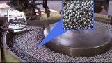 Πως κατασκευάζονται οι μεταλλικές μπίλιες των ρουλεμάν