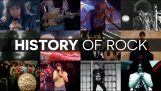 The history of Rock in 15 minutes