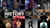 Η ιστορία του Rock σε 15 λεπτά