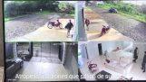 Επιτέθηκε στους διαρρήκτες που έβγαιναν από το σπίτι του (Παραγουάη)