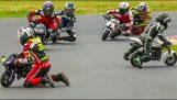 Mini Moto GP για μικρά παιδιά