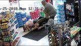 असली गिरफ्तारी चोरों के एक जोड़े (कनाडा)