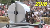 Sjove køretøjer på Red Bull Soapbox 2018