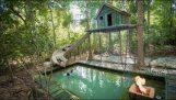 Comment passer l'été dans la jungle;