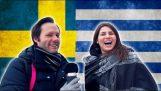 Ελληνικά εναντίον σουηδικών