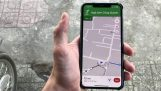 Den nya augmented reality-funktionen i Google Maps