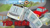 Тед Bear 2 – Цианид & Щастие шорти