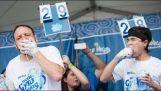 Διαγωνισμός σουβλακοφαγίας στο Χιούστον