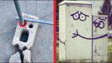El vandalismo más divertido
