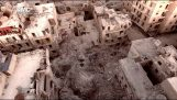 Aleppo Syria after five years of war
