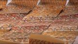 DIEUX de Marqueterie – Incroyable japonais Mosaic Veneer