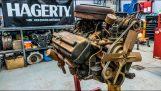 Η ανακατασκευή ενός κινητήρα Chrysler FirePower