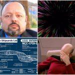 massa: M.. Alexander spazio-tempo curvo