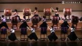 Concerto with Japanese drums (Senzoku Gakuen)