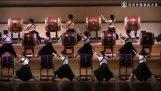 Κοντσερτο με ιαπωνικά τύμπανα (Senzoku Gakuen)